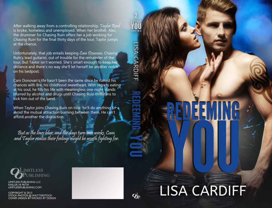 Cover Reveal for Redeeming You